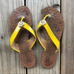 💔 TORY BURCH | Yellow Thora Sandal